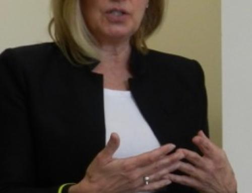 CU Dean Lori Bergen talks of journalism's future, encouraging women leaders
