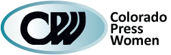 Colorado Press Women Sticky Logo