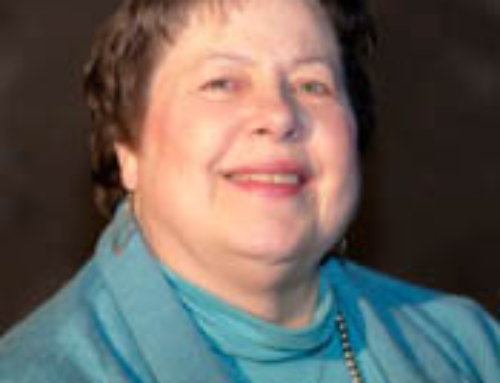 Mary Alice Parmelee, 2013 Winner